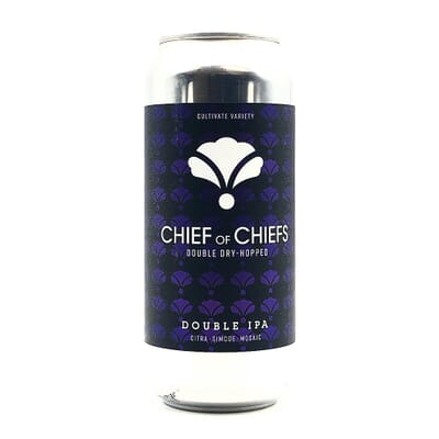 Chief of Chiefs DDH by Bearded Iris Brewing