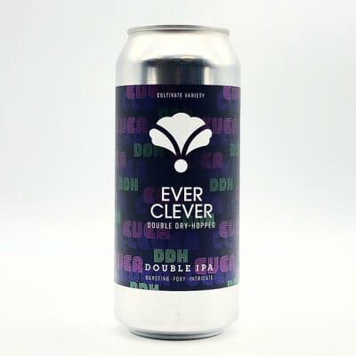 Ever Clever (DDH) by Bearded Iris Brewing