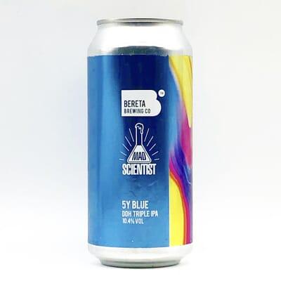 5Y Blue by Bereta Brewing Co.