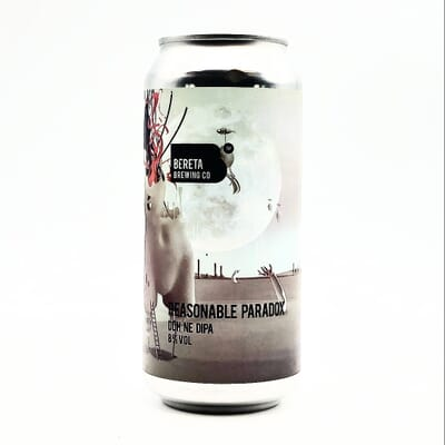 Reasonable Paradox  by Bereta Brewing Co.