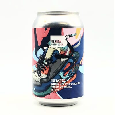 Sneakers by Bereta Brewing Co.