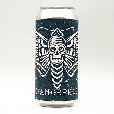 Metamorphosis by Black Iris Brewery