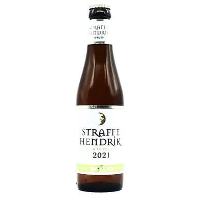 Straffe Hendrik Wild 2021 by Brouwerij De Halve Maan
