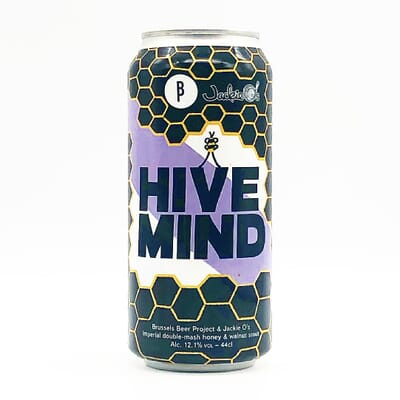 Hive Mind (PRICE DROP) by Brussels Beer Project