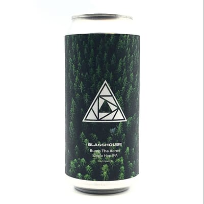 Bump the Acres (price drop) by GlassHouse Beer Co