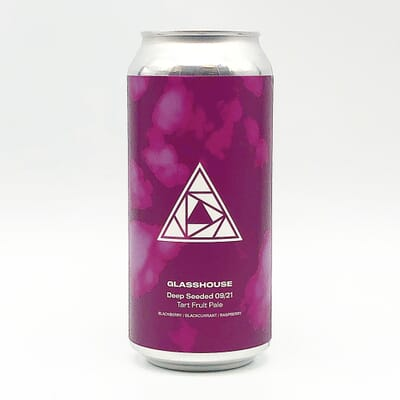 Deep Seeded 09/21 by GlassHouse Beer Co