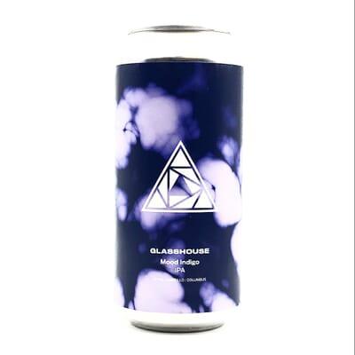 Indigo Mood by GlassHouse Beer Co