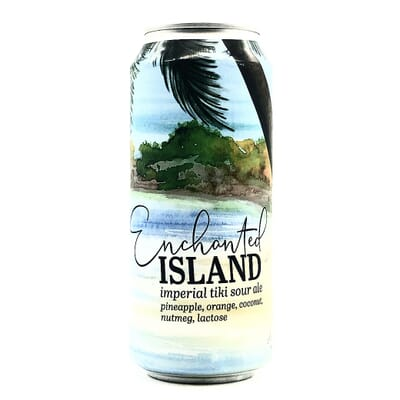 Enchanted Island #1 by Humble Forager