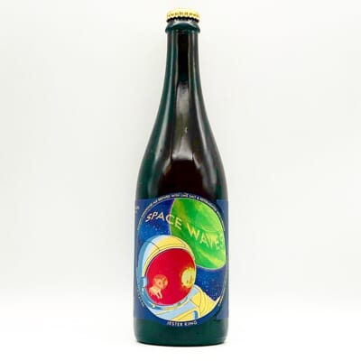 Space Waves by Jester King Brewery