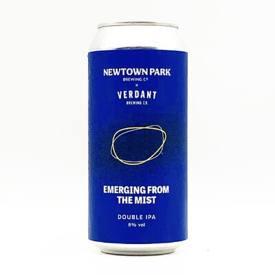 Emerging From The Mist by Newtown Park Brewing Co