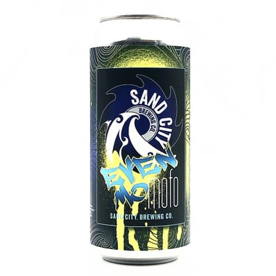 Even Mo Mofo by Sand City Brewing