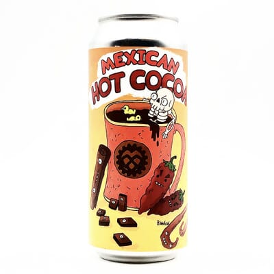 Mexican Hot Cocoa by The Brewing Projekt