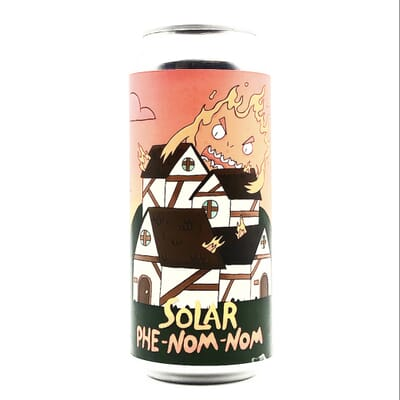 Solar Phe-Nom-Nom by The Brewing Projekt