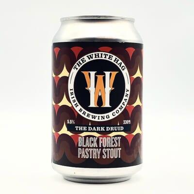 The Dark Druid Black Forest by The White Hag Irish Brewing Company