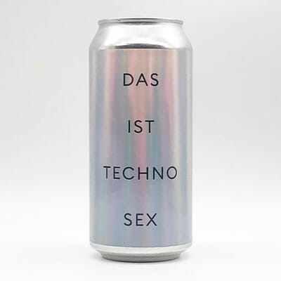 Das Ist Techno Sex by Up Front Brewing