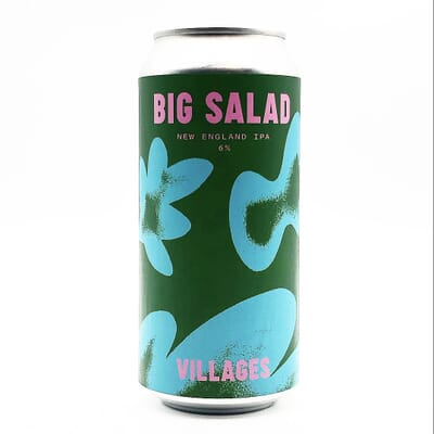 Big Salad by Villages Brewery